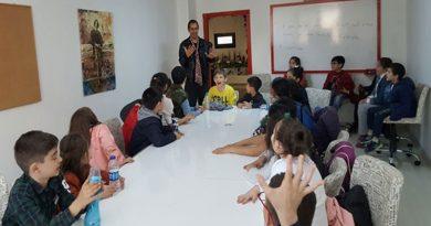 çocuklar için ingilizce eğitim
