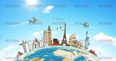 Avrupada Ana Dili İngilizce olan Ülkeler