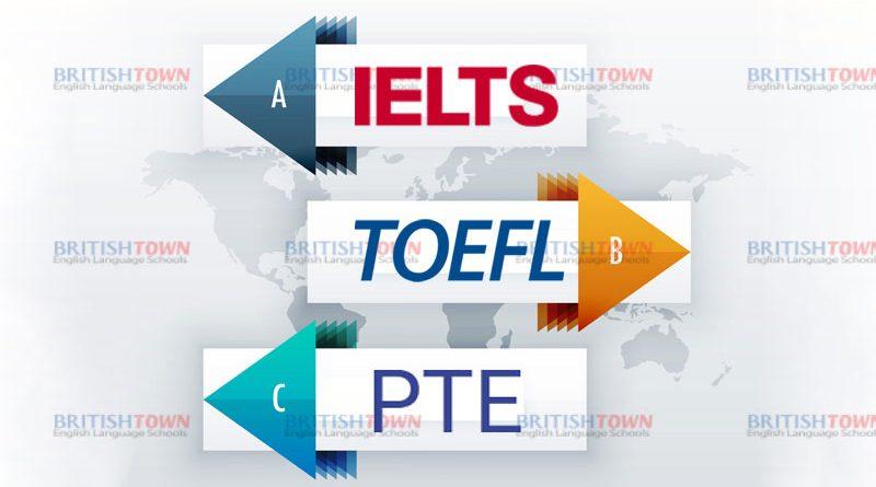 IELTS mi? TOEFL mı? PTE mi