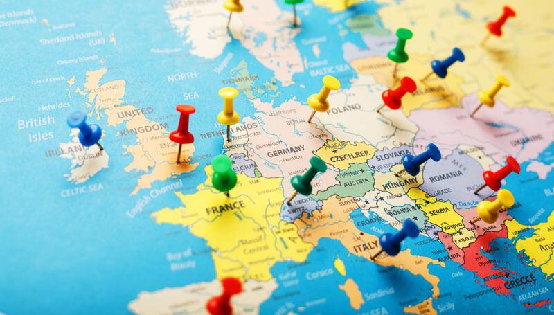 Erasmus Ülkeleri - Erasmus Programına Dahil Olan Ülkeler