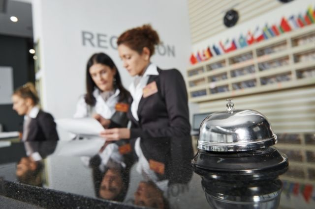 Hoteller İçin İngilizce Eğitimi